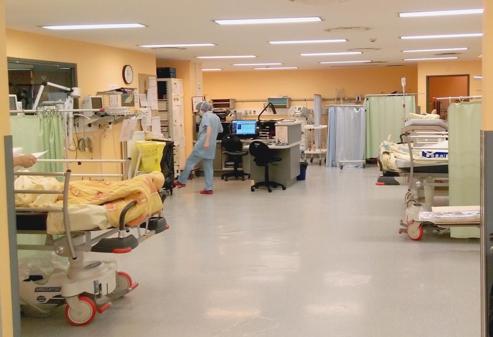 Photo salle d'anesthésie de Sélestat